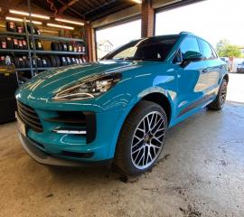 Porsche Macan Finished Diamond Club Hand Car Wash