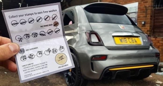 Car Wash Club UK Loyalty Scheme